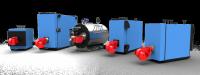 Котел стальной водогрейный автоматизированный КСВа-1,0 МВт