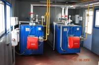 Котел стальной водогрейный автоматизированный КСВа-1,5 МВт.