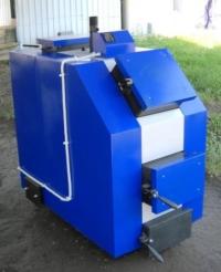 Котел отопительный водогрейный КСТ -50 /100 ( на твердом топливе )