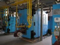 Котел стальной водогрейный автоматизированный КСВа-2,0 МВт.