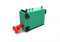 Котел стальной водогрейный автоматизированный КСВа-1,25 МВт