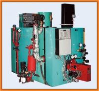 Котел стальной водогрейный автоматизированный КСВа-0,75 МВт