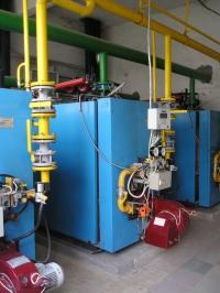 Котел стальной водогрейный автоматизированный КСВа-1,75 МВт.