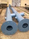 Труба дымовая для промышленных блочных котельных