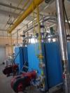 Котел стальной водогрейный автоматизированный КСВа-0,63 МВт
